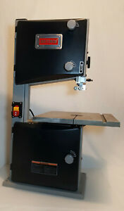 New Craftsman 3 5 Amp 10 Band Saw 1 3 Hp Wood Shop Or Mechanic Tool For Parts