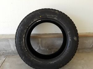 Blizzak Snow Tires 225 60r17 Like New Used For 1 Winter Set Of 4