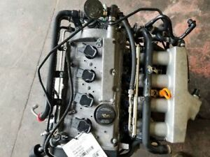 02 06 Audi A4 B6 1 8 Turbo Engine For Cvt Fwd Or Manual Transmission