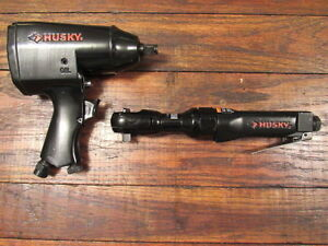 Husky 1 2 Drive Impact Wrench Husky 3 8 Drive Impact Wrench New