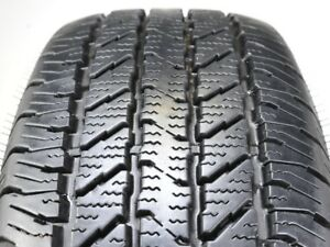 Cooper Discoverer H t 265 70r16 112s Used Tire 11 12 32 102323