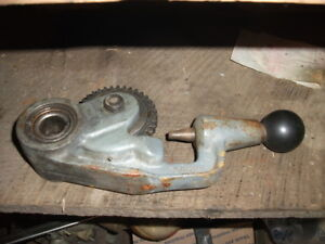 Rockwell Delta 14 Lathe Quick Change Tumbler Lever With Gears