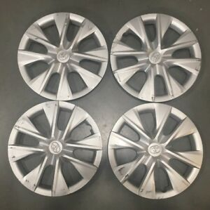 Toyota Corolla Hubcaps Wheel Covers 2014 2015 Factory Set Of 4 15 61171 2