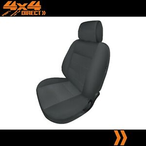 Single Silver Modern Jacquard Seat Cover For Honda Civic Type R