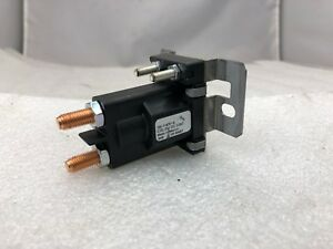 White Rodgers Solenoid Relay 24v Dc Cont 100 Amps P n 120 114751 6