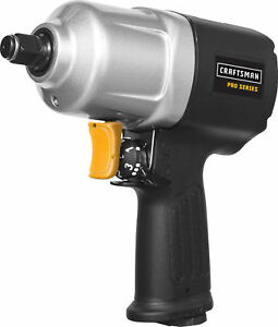 Craftsman 919865 Composite Impact Wrench Pro Series 1 2 Inch Drive 4754