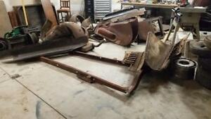 Model A Ford Frame 1928 1929 1930 1931 1903 Packard On Ebay Now