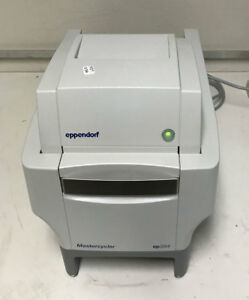Eppendorf 5344 Ep384 Mastercycler 384 well Pcr