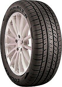Cooper Zeon Rs3 a 255 40r17 94w Bsw 2 Tires