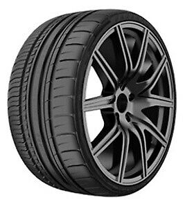 Federal 595 Rpm 255 35r19xl 96y Bsw 2 Tires