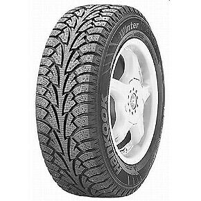 Hankook Winter I Pike W409 225 60r17 99t Bsw 2 Tires