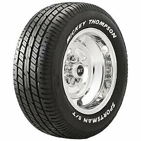 Mickey Thompson Sportsman S T P235 60r15 98t Wl 2 Tires