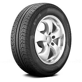 Pirelli P4 Four Seasons Plus 205 55r16 91t Bsw 2 Tires