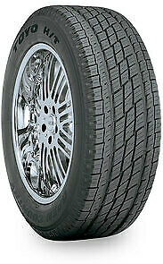 Toyo Open Country H t P265 70r18 114s Wl 2 Tires