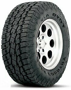 Toyo Open Country A t Ii Lt295 55r20 E 10pr Bsw 2 Tires
