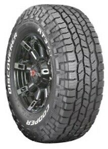 Cooper Discoverer At3 Xlt Lt325 60r18 E 10pr Bsw 2 Tires