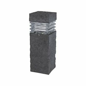 Paradise Low Voltage Led Bollard Light Black 20 Watts 1 Pk