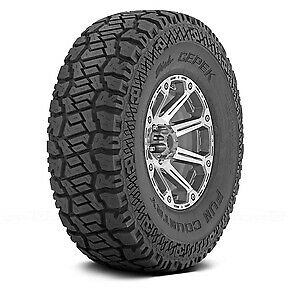 Dick Cepek Fun Country Lt305 60r18 E 10pr Bsw 2 Tires