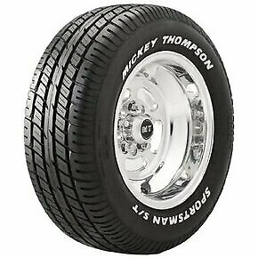 Mickey Thompson Sportsman S T P245 60r15 100t Wl 2 Tires