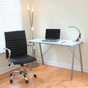 White Exponent Office Desk drafting Table