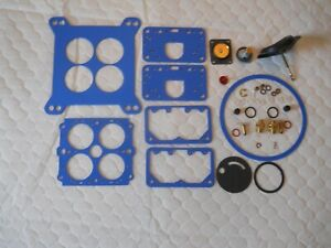 Holley 4150 Series Carb Rebuild Kit For 550 600 Cfm Vs Internal Needle Seat