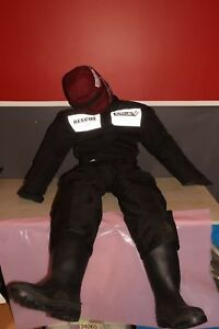 Rescue Tech Ruth Lee Fire Training Manikin Patient Training Youth 44lbs Dummy