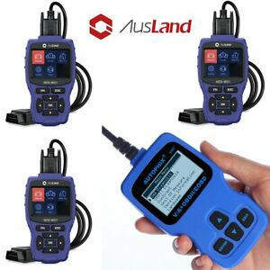 Obd2 Scanner Abs Srs Sas Epb Dpf Oil Tpms All System Diagnostic Single Car Model