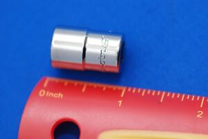 New 2015 Snap On Tools 1 4 Drive 12 Point 3 8 Shallow Socket Tmd12 Ships Free