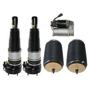 Front Air Suspension Shock rear Spring compressor For Audi A6 s6 Rs6 A7 s7 C7 4g