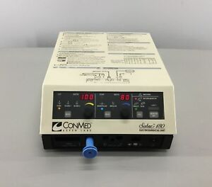 Conmed 60 5800 001 Sabre 180 Electrosurgical Unit