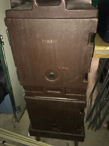 Cambro two cart And Wheels Local Pickup Only
