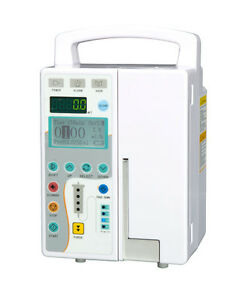 Ce Veterinary Syringe Injection Pump Infusion Pump preset purge alarm Function