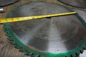 17 1 2 Dinosaw Cutoff Rip Saw Blade 1 1 8 Bore 60 T