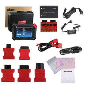 Usa Ship Xtool X 100 Pad 2 Tablet Obdii Auto Programmer Special Function Expert