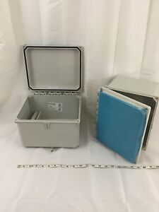 2 Polyguard Electrical Enclosure Boxes New