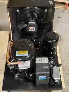 7 8 Low Temp 404 115v Condensing Unit