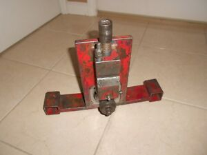 Whitten 4000 Roll Groover Fits Ridgid 300 Pipe Threader Ridgid Roll Groover