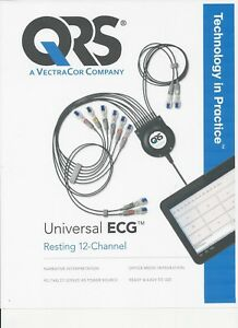 Qrs Universal Pc based Ekg By Vectracor New W Three year Warranty Made In Usa