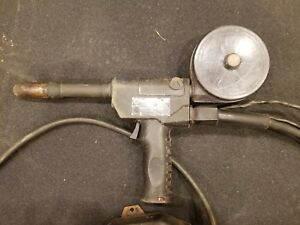 Refurbished Miller Spoolmatic 30a Mig Spool Gun Wc 24 Weld Control