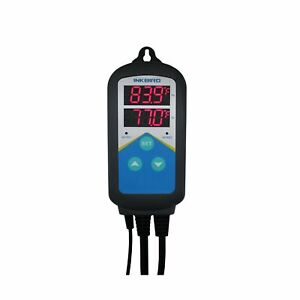 Inkbird Digital Temperature Controller Thermostat Timer Time Switch Ac 100
