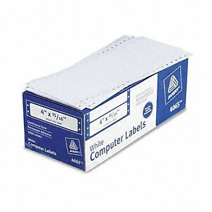 Avery 5160 Easy Peel White Mailing Labels