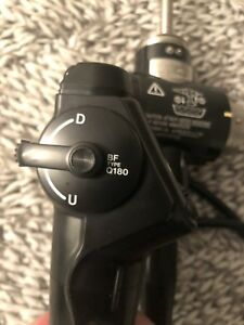 Olympus Bf q180 Video Bronchoscope Endoscope Excellent Condition