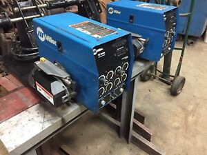 Miller D 64 Dual Wire Feeder will Ship