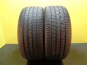 2 Tires Continental Cross Contact Lx Sport 265 45 20 108h 88 18792