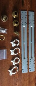 Wirsbo Manifold Kit With 1 Propex Striaght Adapter Q2070413 Quantity Of 3