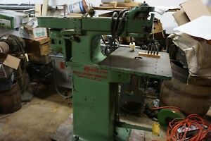 Onsrud Pin Overhead Pin Router Model W265 220 3phase