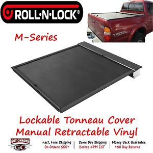 Lg530m Roll N Lock Retractable Tonneau Cover Toyota Tacoma 5 Bed 2016 2019