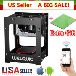 Neje Dk 8 Kz 3d 1000mw Usb Laser Engraver Printer Auto Engraving Carving Machine
