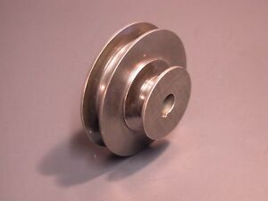 Original South Bend Lathe Motor Pulley