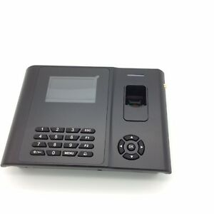 Bio Fingerprint Time Attendance Clock Access Control Device With Free Software